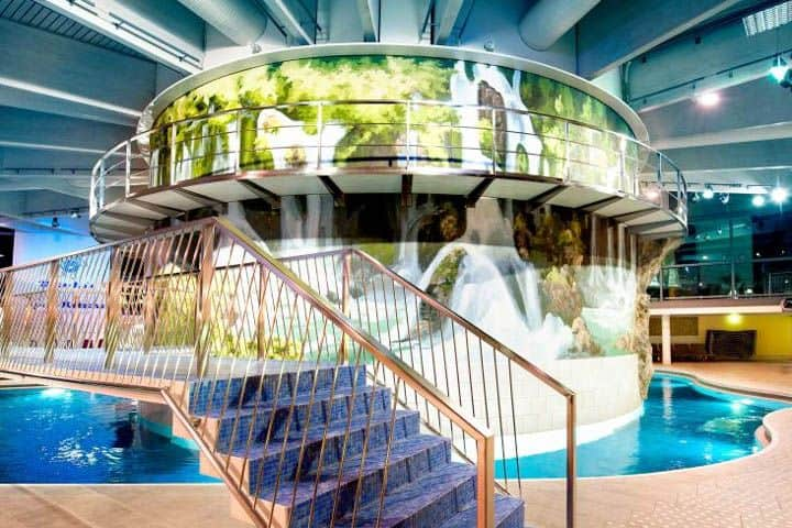 Alpentherme Gastein Wellness
