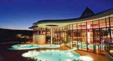 KissSalis Therme Bad Kissingen Aussenaufnahme