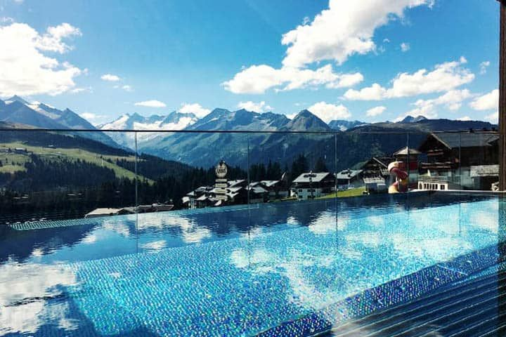 Alpenwelt Resort Aussenpool