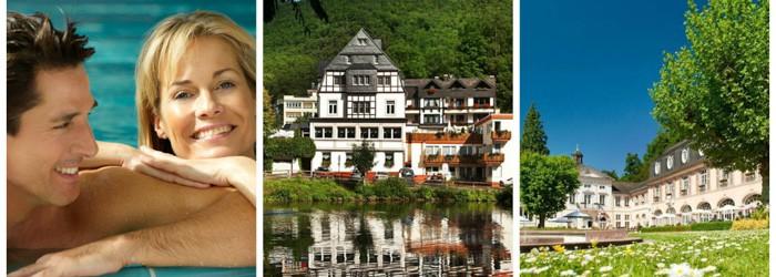 Bertricher Hof: 2 Nächte inkl. Frühstück + 1×3-Gänge-Dinner + Eintritt Vulkaneifel Therme ab 99 Euro p.P. von Juni – November