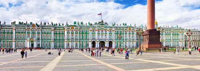 St. Petersburg Reise