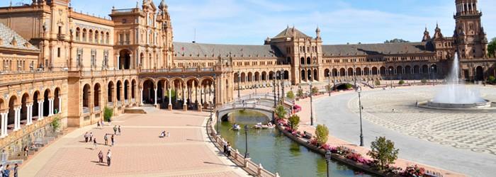 Sevilla: 3 Nächte im 4*Hotel inkl. Frühstück und Flug im Juli ab 252€