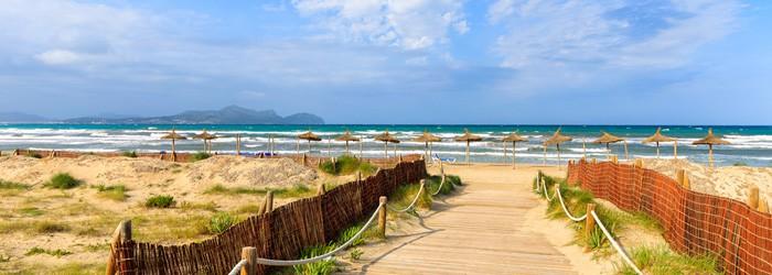Lastminute nach Can Picafort (Mallorca): 1 Woche im 4*Hotel inkl. Flug und Transfer ab 377€