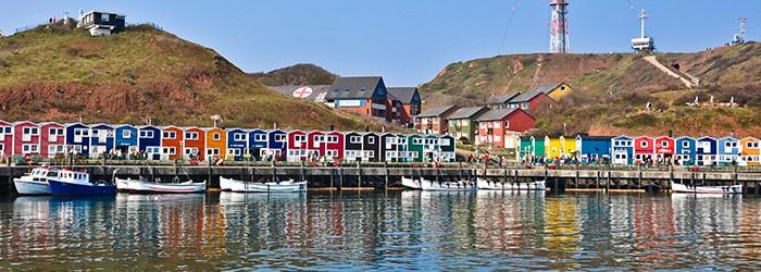 Helgoland: 4 Nächte im 3*Hotel im August ab 320€