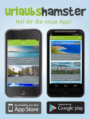 Urlaubshamster.de Apps