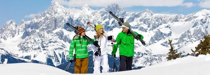 Schladming im Winter: 3, 4 oder 5 Nächte im 4* Hotel inkl. Frühstück + Après-Ski-Jause + Wellness ab 209 Euro pro Person