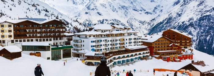 Skiopening Sölden: 4 Nächte im 4*Hotel inkl. Halbpension und Wellness ab 229€ p.P.