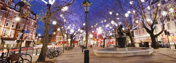 Christmasshopping in London: 3 Nächte im 3*Hotel inkl. Flug ab 252€