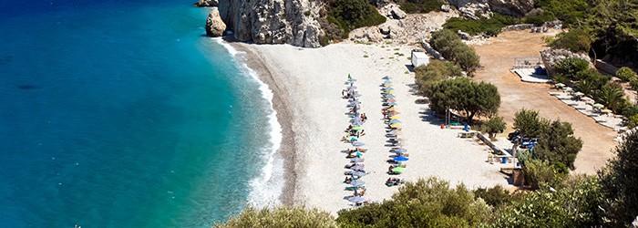 Last Minute nach Samos: 1 Woche im 3*Hotel inkl. Halbpension, Flug und Transfer im Oktober ab 489€