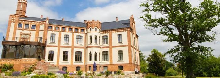 Schlossromantik in Wismar: 1 Nacht im 3*Hotel inkl. Wellness für 19,50€ p.P.