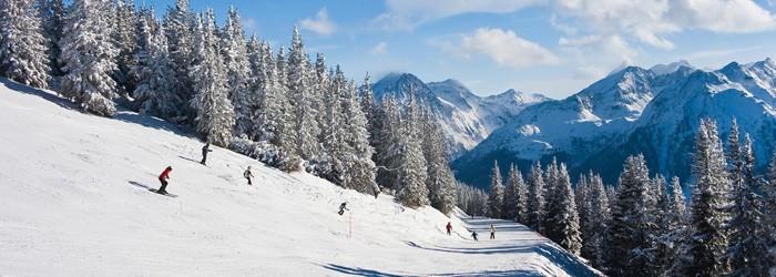 Winterzauber im Salzkammergut: 3-7 Nächte im 4*Hotel inkl. Halbpension und Wellness ab 189€