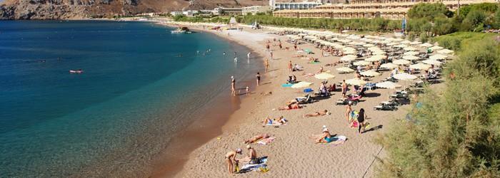 Rhodos: 7 Nächte im 4*Hotel inkl. Halbpension, Flug und Transfer im Mai ab 429€