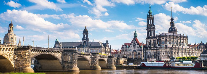 Luxus in Dresden: 2 Nächte im 5*Hotel inkl. Frühstück und Wellness ab 105€