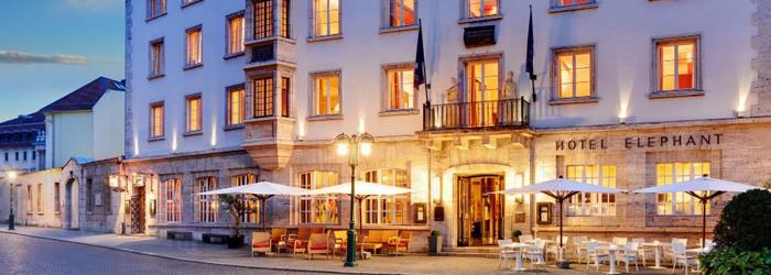Weimar: 1 Nacht im 5*Hotel von Jänner – März ab 28,50€ p.P.
