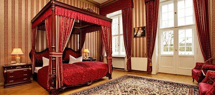Schlosshotel Groß Plasten Zimmer
