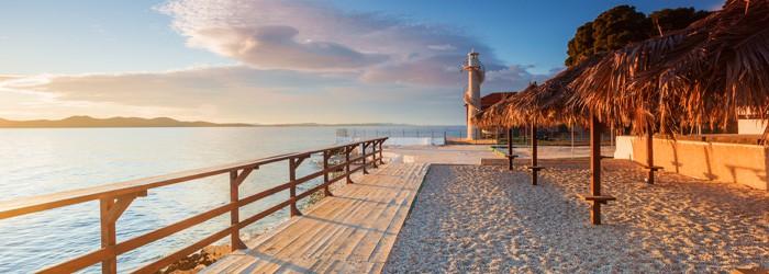 Zadar (Kroatien): 1 Woche im 3,5*Appartment von August – September ab 119€ pro Person