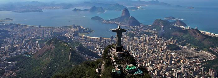 Rio de Janeiro: nur Flug, Städtetrip oder Rundreise von März – Mai ab 499€