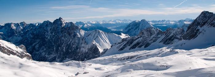 Last Minute Ski-Kurzurlaub: 4 Nächte in Garmisch Partenkirchen inkl. Frühstück im Februar-März ab 116€