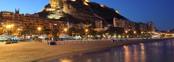 Alicante Urlaub