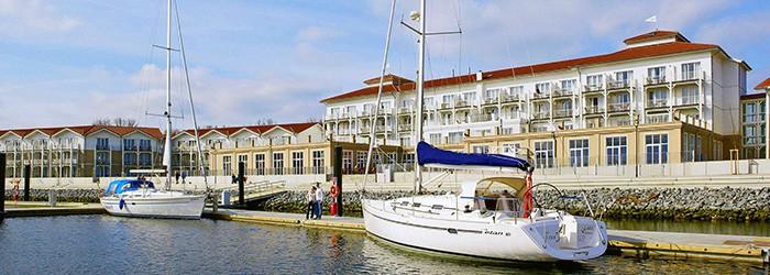 Wellness an der Ostsee: 3 Tage im 4* Hotel mit Meerblick, Spa und Frühstück von März-Juli ab 99€ p.P.