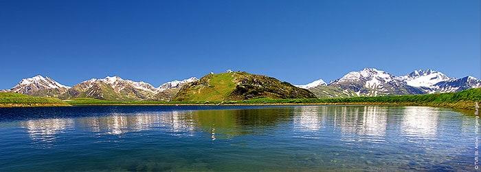 Sommer am Arlberg: 1 Nacht im 3* Hotel inklusive Frühstück & Wellness  von Juni – Oktober für 19,50 p.P.