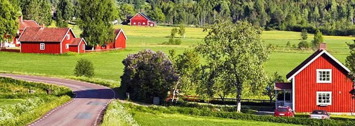 Südschweden hautnah: 8 tägige Rundreise mit Übernachtung in 3 Hotels inkl. Frühstück von Juni-August ab 275€ p.P.