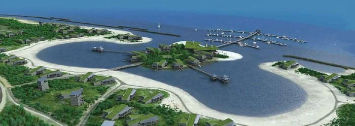 Südholländische Küste: 3-7 Nächte im Luxusappartment ab 110,50€