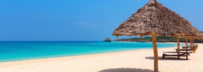 Sansibar: 7 Nächte im 4* Hotel inklusive Flug, Halbpension und Transfer von April – Juli ab 900€ p.P.