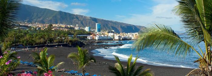 Urlaub in Teneriffa: 7 Nächte im 4* Hotel inklusive Flug, Frühstück & Transfer von Mai – August ab 374€ pro Person