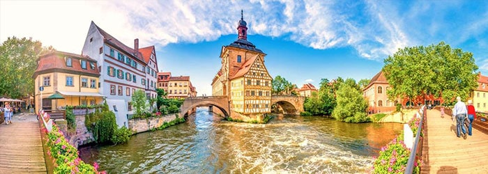 Vor den Toren Bambergs: 1 Nacht im 3*Hotel inkl. WLAN & Parkplatz von Juni – August für 20€ pro Person