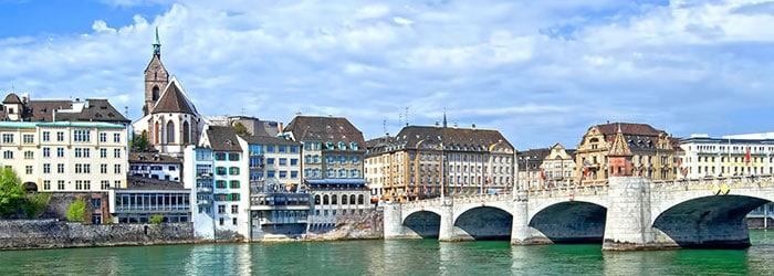 Idylle bei Basel: 3 Tage im 3*Hotel inklusive Frühstück, Sekt & Parkplatz von Mai – August ab 99€ pro Person