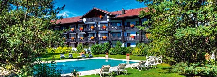 Luxus in Oberstaufen: 2,3 oder 5 Nächte im 4,5* Hotel inkl. Frühstück, 5-Gänge-Dinner, Wellness & Mehr ab 189€