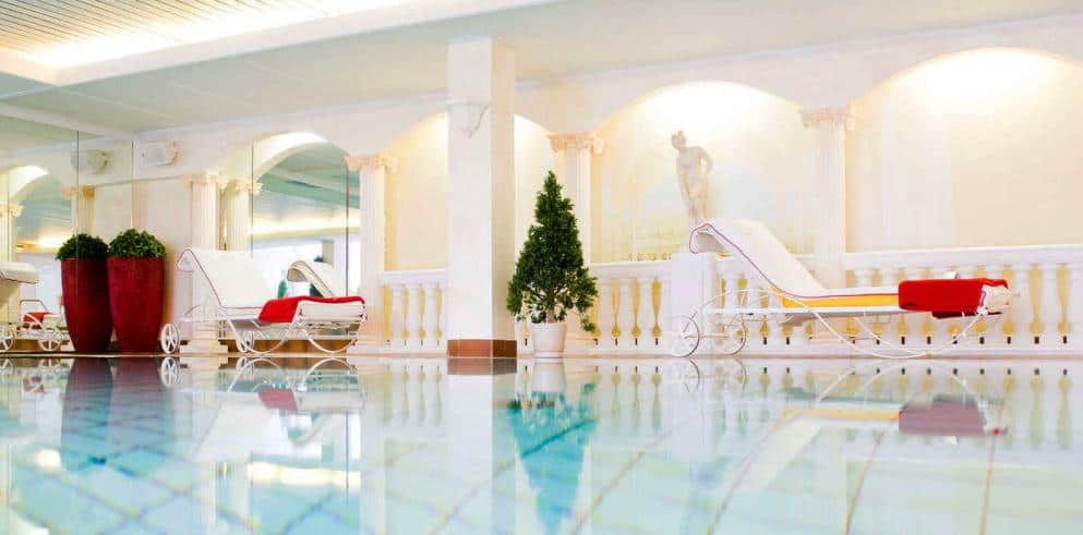 Romantischer Winkel Spa Resort Wellness