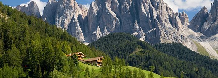 Südtirol (Italien): 5 Nächte im 4*Hotel inklusive Halbpension & Parkplatz von Juni – November ab 259€ p.P.
