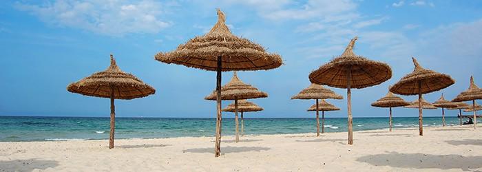 Last Minute nach Tunesien: 7 Nächte im 4,5* Hotel inkl. HP & Transfer im Juni & Juli ab 346€ pro Person