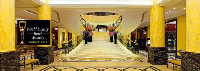 Top Luxushotel Berlin: 1 Nacht im 5*Hotel inklusive Wellness & Eintritt in Erlebnisausstellung ab 99€ p.P.