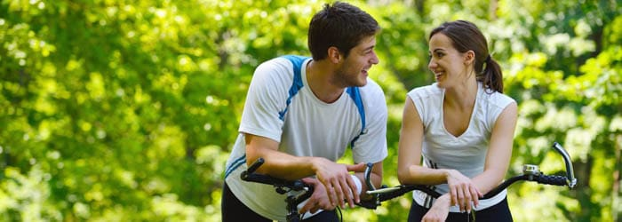 Idyllische Radreise: 6 Tage inkl. Unterbringung, Frühstück, Gepäcktransport &Fahrradservice von August-Oktober ab 319€