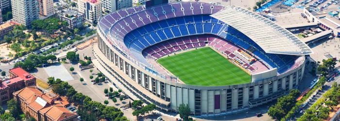 FC Barcelona: 3 Nächte im 4* Hotel inkl. Frühstück + Ticket für 1 Heimspiel + Hin- & Rückflug ab 349€ p.P.