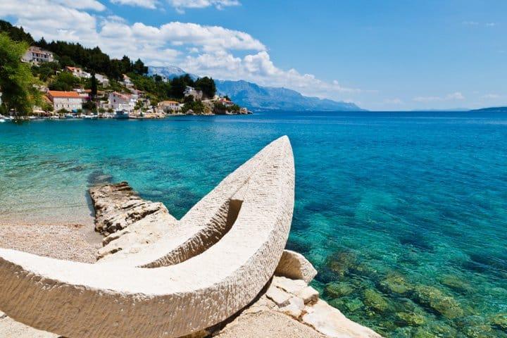 Split Urlaub Strand