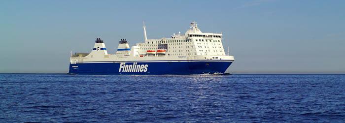 Minicruise nach Helsinki: 4 Tage in einer Kabine eines Schiffes von Finnlines inkl. Transfer & Sauna von Oktober-Dezember ab 69€ p.P.