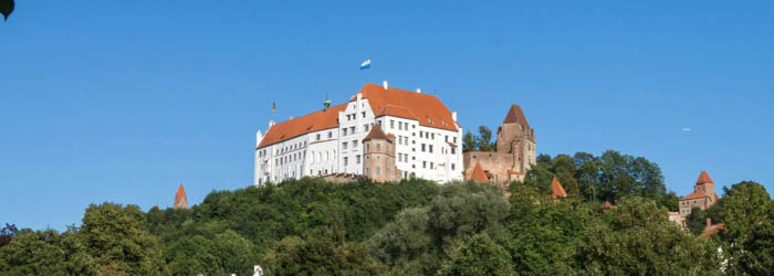 Naturidylle in Landshut: 1 Nacht im 4*Hotel an der Isar inklusive Frühstück, WLAN  & Sauna von August-Oktober für 19,5€ p.P.