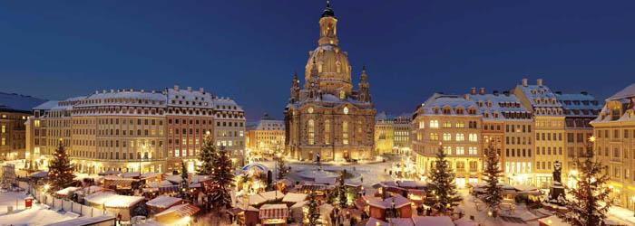 Adventszeit in Dresden: 1-2 Nächte im 3*Hotel inkl. Frühstück + Striezeltaler von November – Dezember ab 49€ p.P.