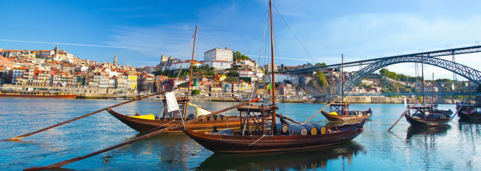 Lissabon & Porto: 5 Nächte in 3*Hotels inkl. Hin-& Rückflug, Frühstück & Zugticket von November 2015 – März 2016 ab 219€