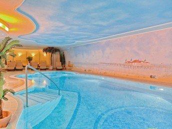 Seetelhotel Ahlbecker Hof Pool