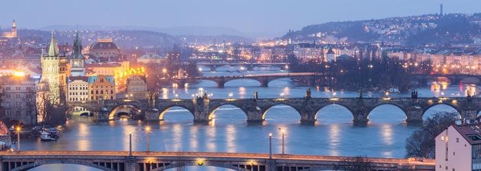 Prag: 2-3 Nächte im zentralen 4*Hotel inklusive Frühstück & Willkommensdrink von Januar – März ab 59€