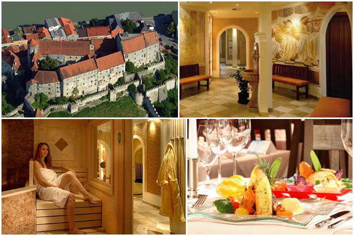 Wellness in Burghausen