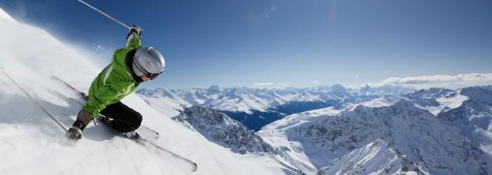 Skiwochenende: 1 Nacht im Mittelklasse-Hotel mit Frühstück, Busanreise, 2-Tagesskipass, Après-Ski & Mehr ab 219€ p.P.