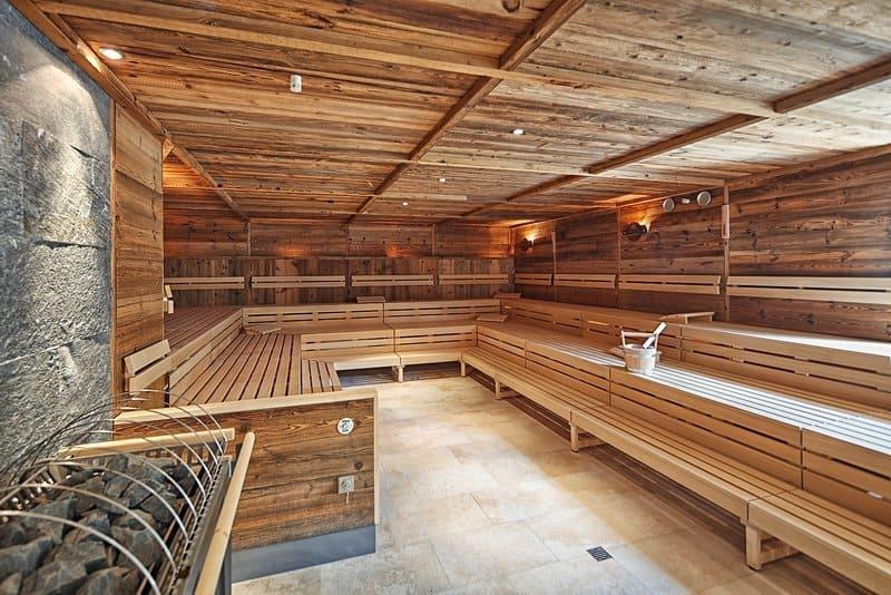 Sporthotel Silvretta Montafon Sauna