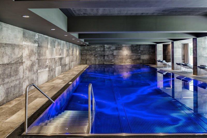 Sporthotel Silvretta Montafon Pool