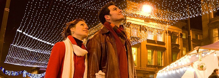 London Weihnachtsshopping: 2-5 Nächte im zentral gelegenen Hotel inkl. Flug, Handgepäck & Frühstück ab 139€